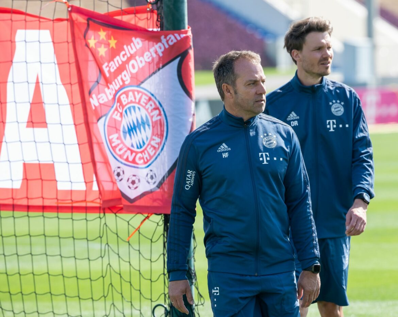Flick bringt Röhl als Co-Trainer vom FCB mit – Sorg bleibt