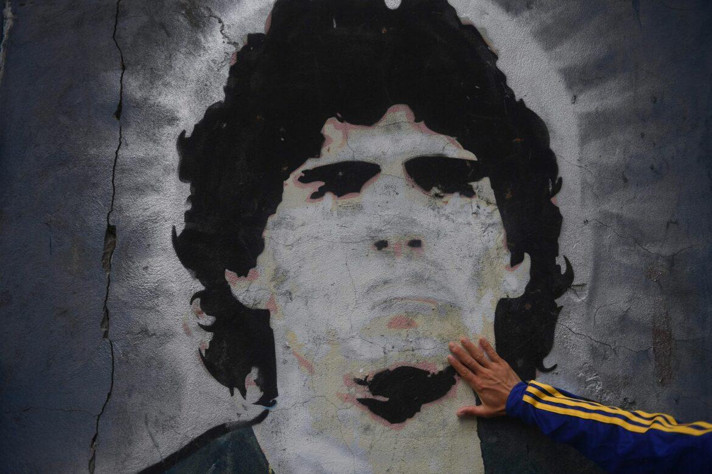 Ermittlungen nach Tod von Diego Maradona