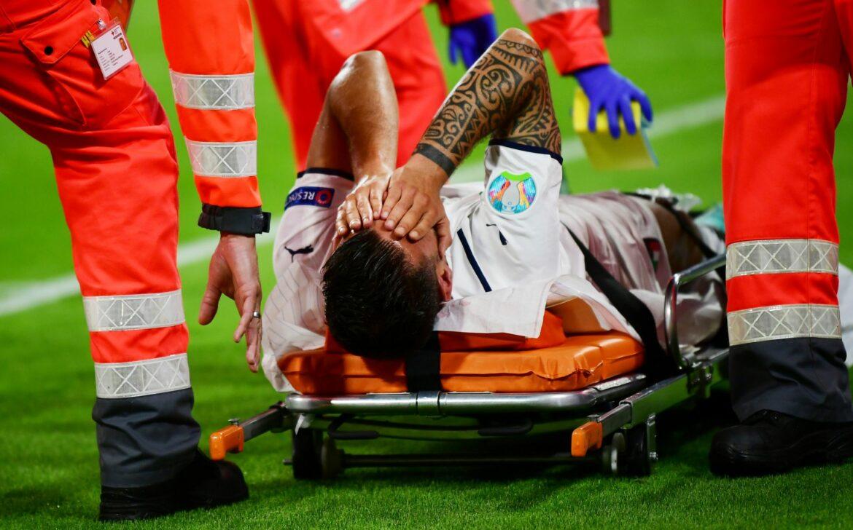 Bericht: Verletzter Spinazzola reist mit Italien zum Finale