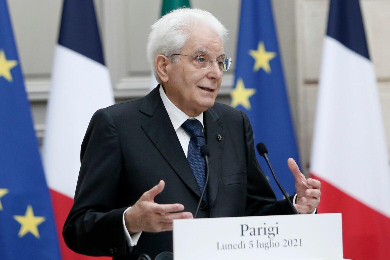 Italiens Staatspräsident reist für EM-Finale nach London