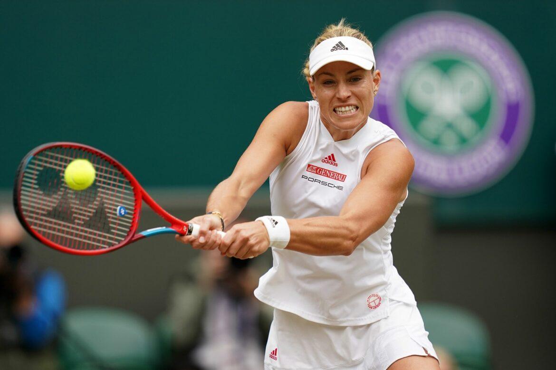 Chancen nicht genutzt: Kerber verpasst Wimbledon-Finale