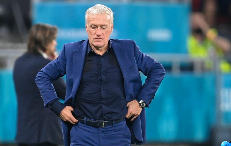 Deschamps bleibt trotz EM-Aus Frankreich-Coach