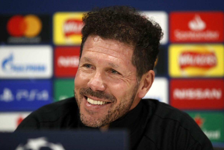 Trainer Simeone verlängert bei Atlético Madrid