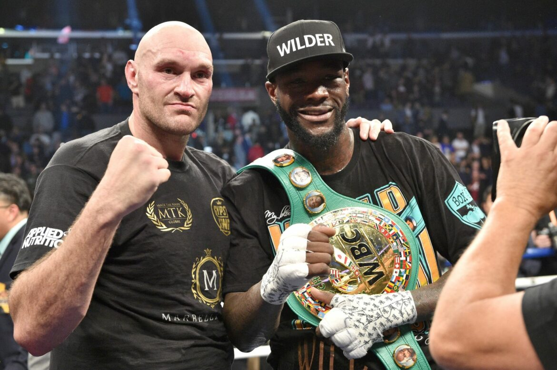 Wegen Corona:Boxkampf Fury gegen Wilder verschoben
