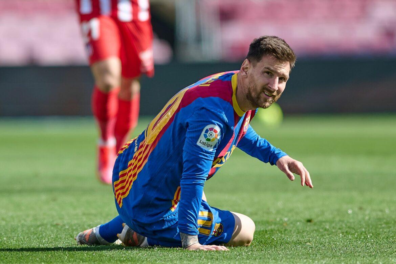 Liga-Chef Tebas äußert Zweifel an Messis Zukunft bei Barça
