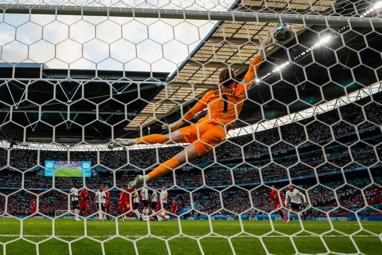 Englands Pickford: Erfolgsgarant statt Pannenkeeper