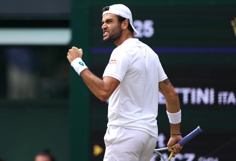 Italiens Final-Sonntag: Vor EM noch Berrettini-Djokovic