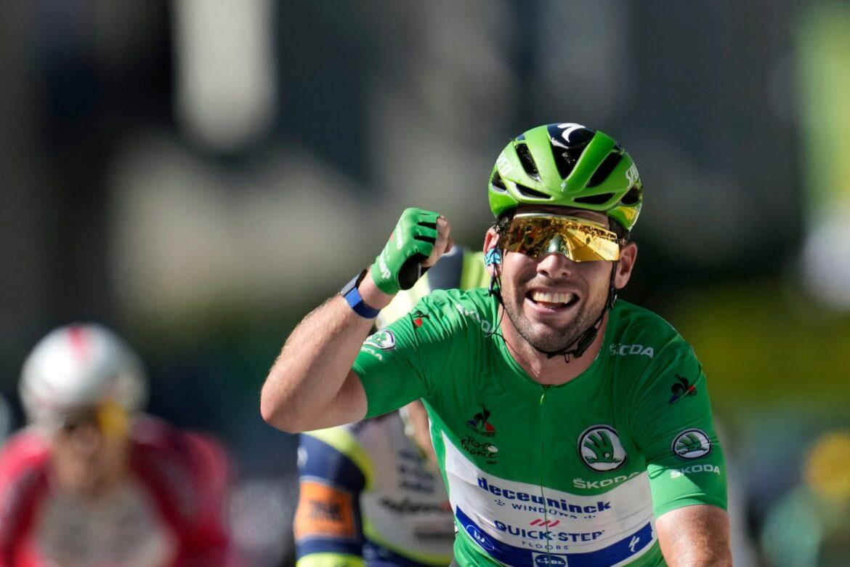 Eddy Merckx muss teilen: Cavendish stellt Uralt-Rekord ein