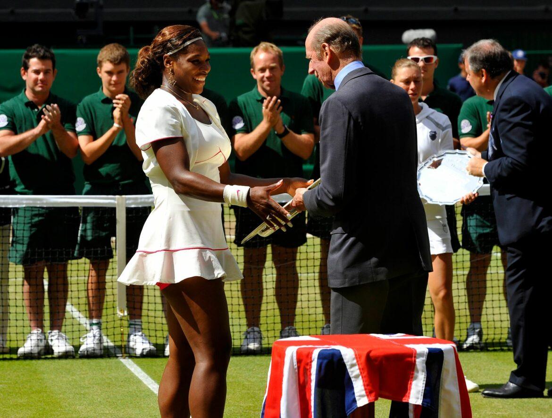 Wimbledon: Herzog von Kent tritt als Club-Präsident ab