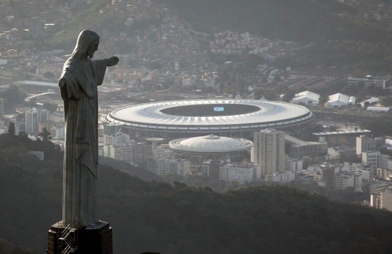 Mehrere Tausend Zuschauer bei Copa-Finale im Maracanã