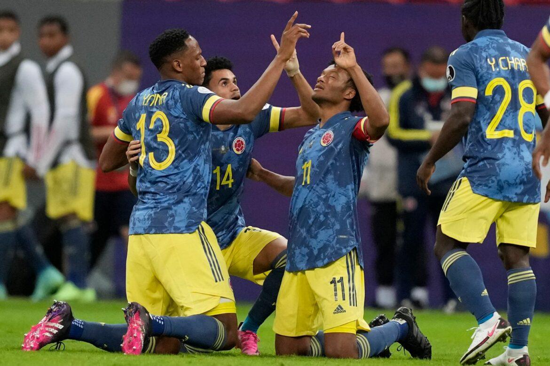 Copa América: Díaz schießt Kolumbien auf Platz 3