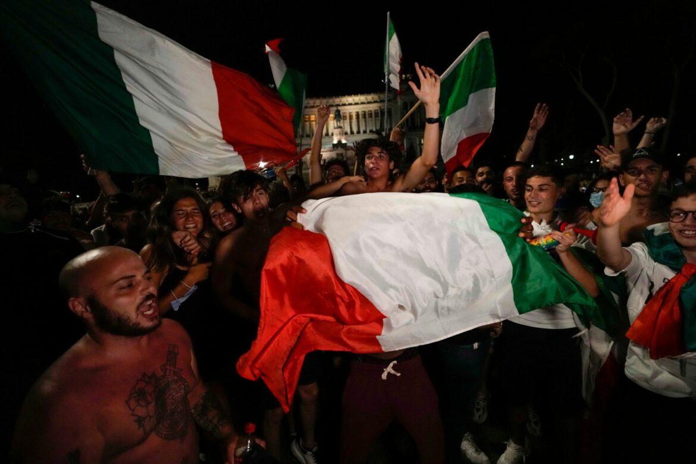 Kein Public Viewing imStadion in Rom zumEM-Finale