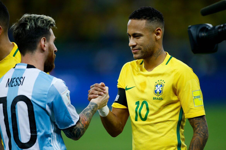 Messi und Neymar zu besten Spielern der Copa América gewählt