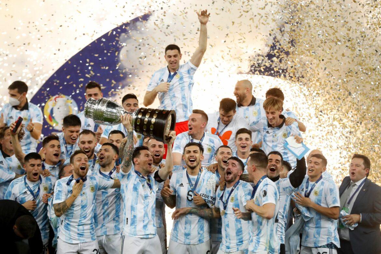 Erlösung für Messi: Erster Titel mit Argentinien