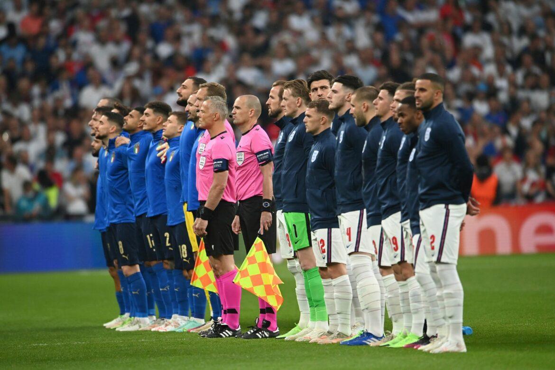 Vereinzelte Buhrufe vor EM-Finale bei italienischer Hymne