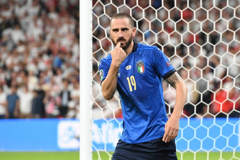 Italiener Bonucci ältester Final-Torschütze der EM-Historie