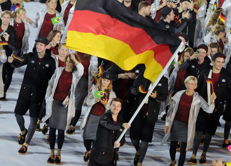 Kandidaten für deutsches Fahnenträger-Duo in Tokio benannt