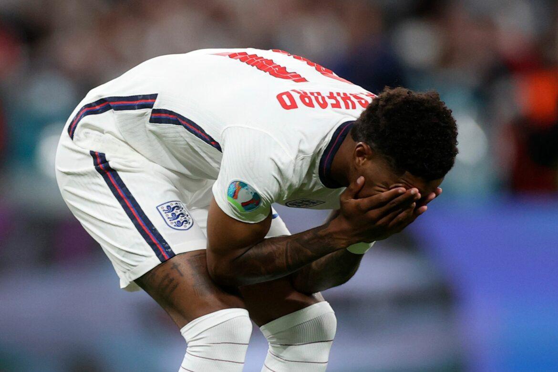 Böses Erwachen von Englands Fußball-Märchen
