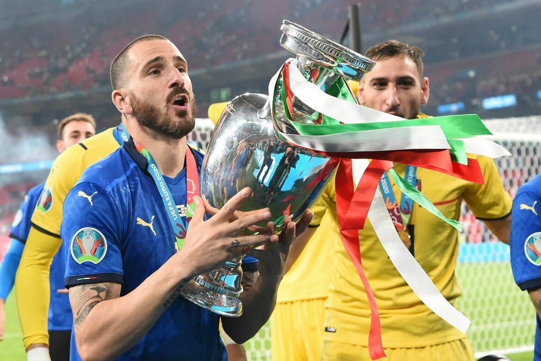 Elf der EM: Fünf Italiener, drei Engländer und kein Ronaldo