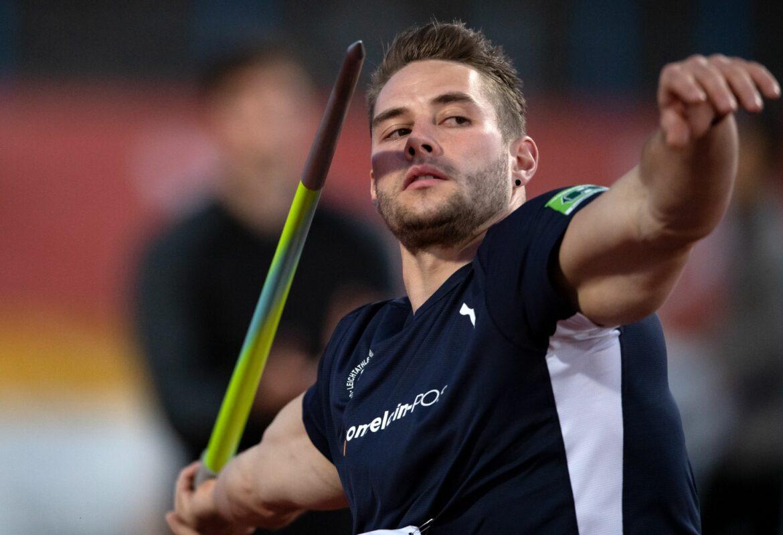 Vetters Siegesserie hält – 86,48 m aber unter seinem Niveau