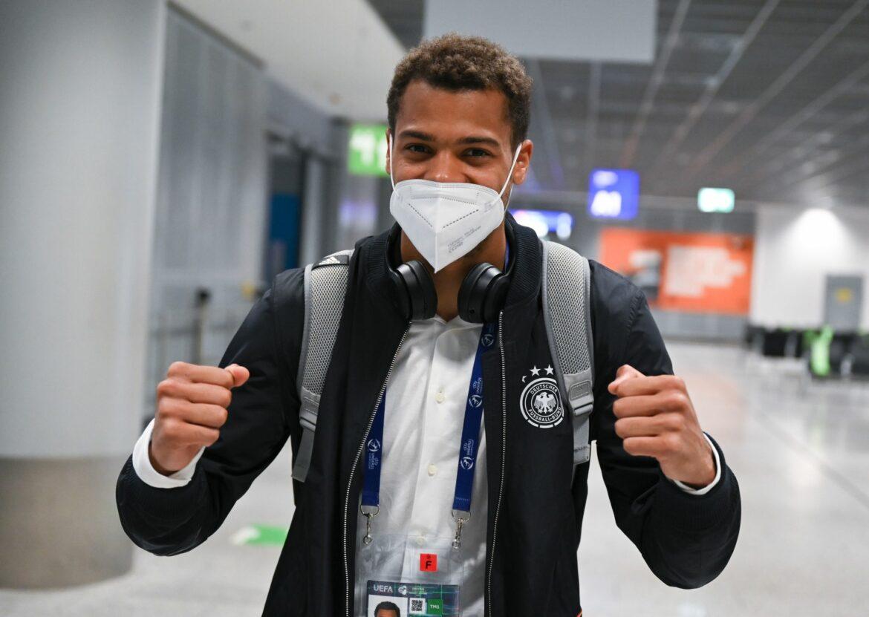 U21-Europameister Nmecha vor Rückkehr zum VfL Wolfsburg