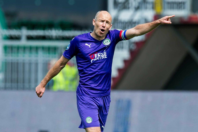 Fan statt Flügelflitzer: Robben beendet Fußball-Karriere