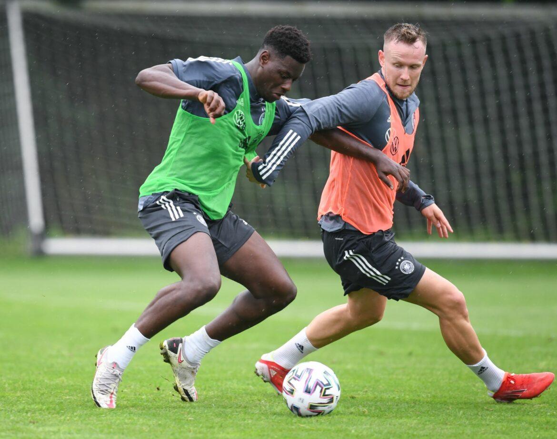 Teuchert will Medaille mit deutschen Fußballern in Tokio
