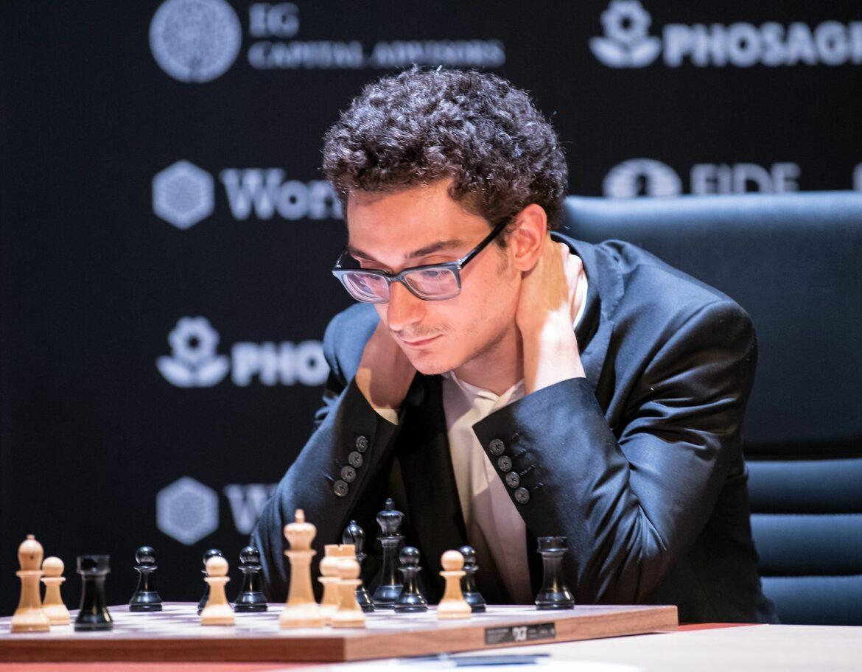Corona-Fälle beim Schach-Weltcup: Caruana in Quarantäne