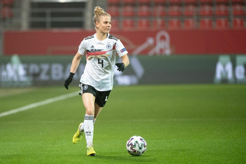 FC Everton verpflichtet Abwehrspielerin Leonie Maier