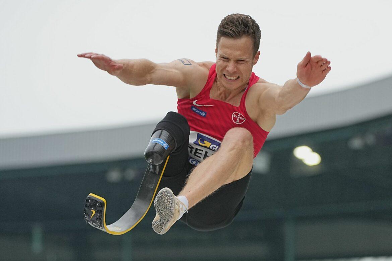 Olympia-Start: Prothesenspringer Markus Rehm ruft Cas an