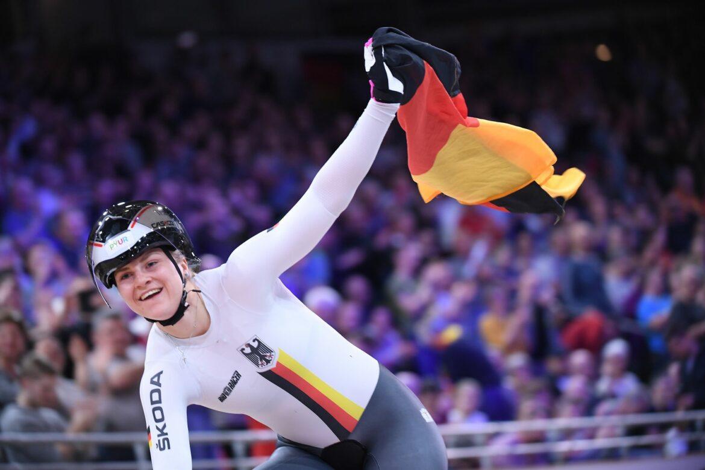 Olympiasiegerin Vogel glaubt an Medaillen für Lea Friedrich