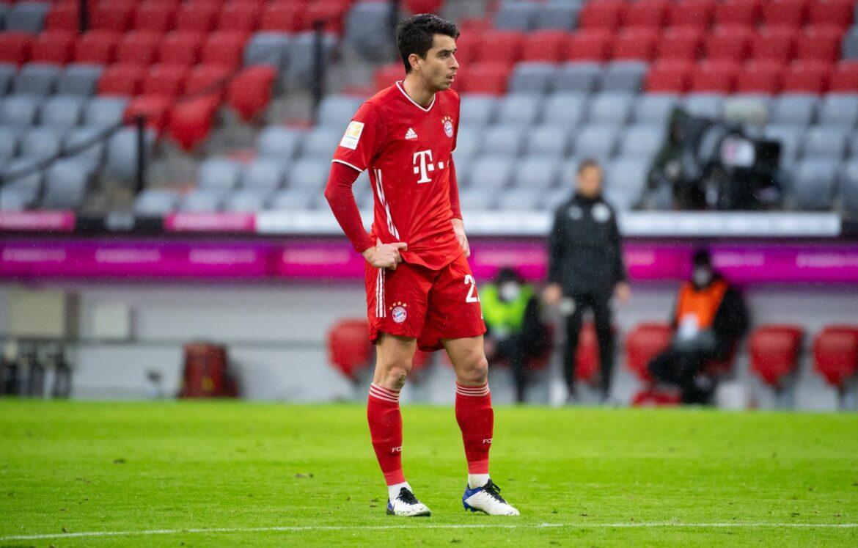 Außenbandriss: Marc Roca fehlt FC Bayern mehrere Wochen