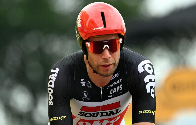Olympia-Hoffnung Kluge nach Sturz zurück auf dem Rennrad
