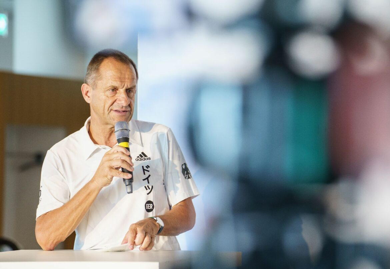 Olympia-Teams verabschiedet: «Gewisse Sorge fliegt mit»