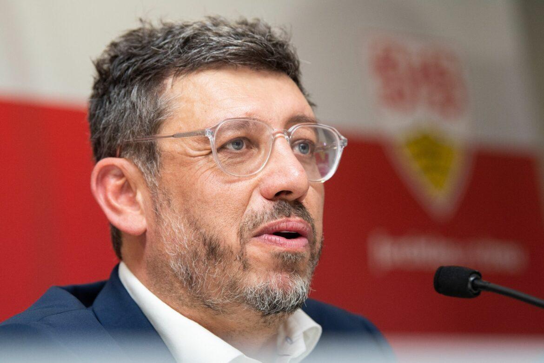 Vogt weitere vier Jahre Präsident des VfB Stuttgart