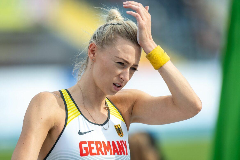 Stabhochspringerin Lisa Ryzih sagt Olympia-Teilnahme ab