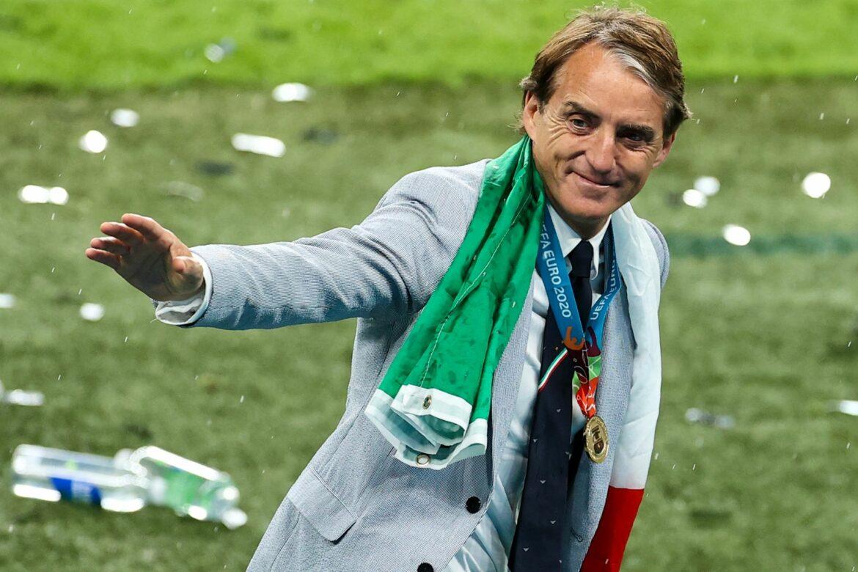 Mancini über DFB-Elf: Ging uns vor drei Jahren nicht anders