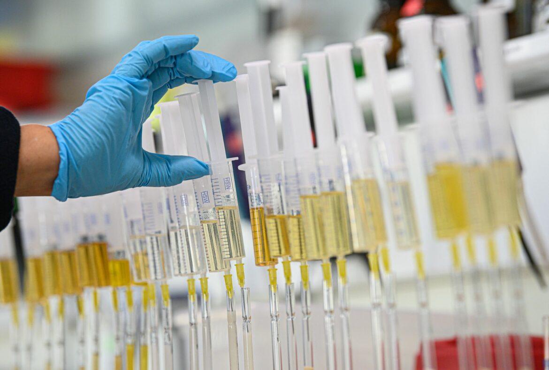 Doping-Test-Programm der Leichtathleten: 3800 Doping-Proben