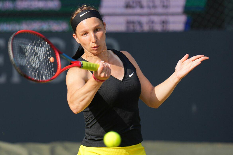 Nach Aufholjagd: Tennisspielerin Korpatsch in Gdynia weiter