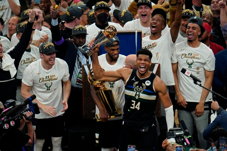 «Greek Freak» führt Bucks mit 50 Punkten zum NBA-Titel