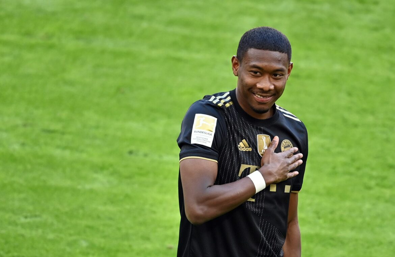 Alaba tritt Ramos-Erbe bei Real an: «Hala Madrid»