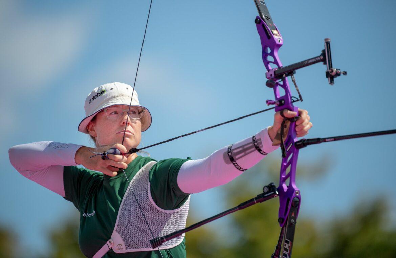 Olympia-Quali: Bogenschützinnen mit durchwachsener Leistung