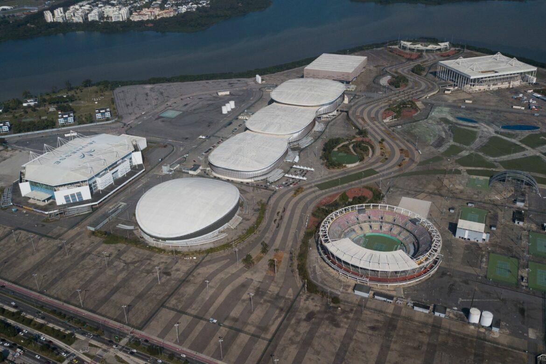 Dem Hühnerflug folgte der Absturz: Rio ringt um Olympia-Erbe