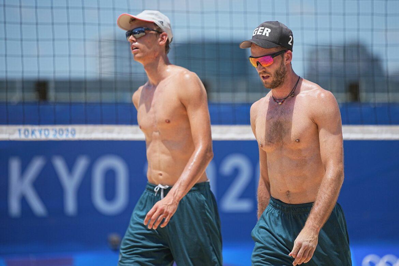 Beach-Vizeweltmeister Thole/Wickler vor Olympia-Debüt