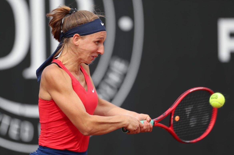 Tennisspielerin Korpatsch erreicht Halbfinale in Gdynia