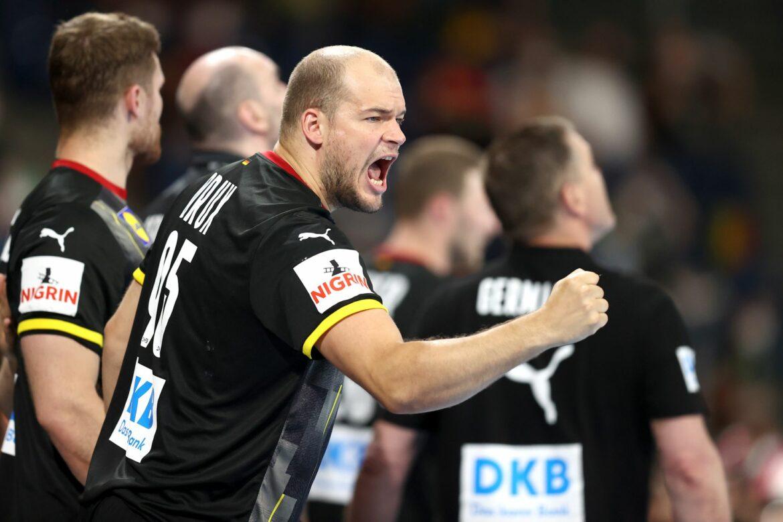 Handballer Drux: Kannst auch Gold gewinnen