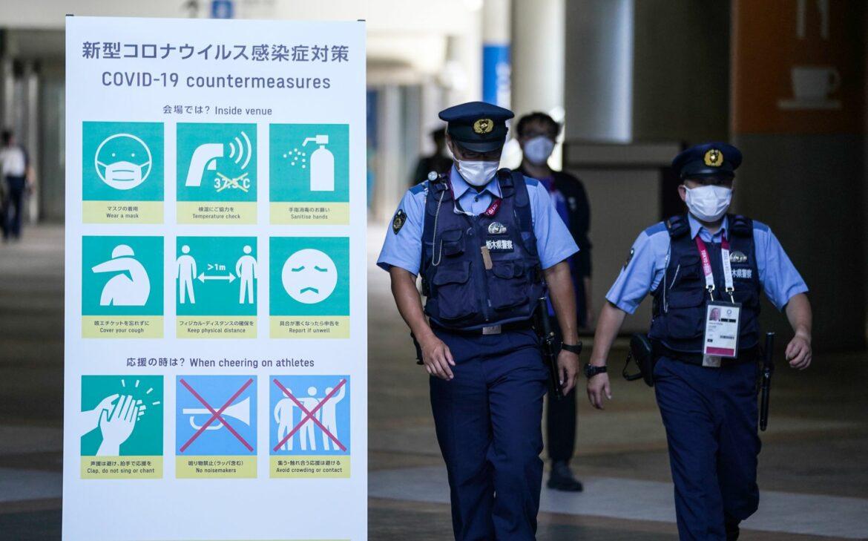 Corona-Zahlen bei Olympia steigen an – 27 Neuinfektionen