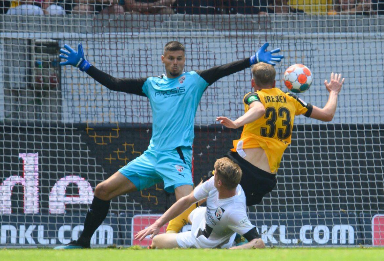 Souveräne Rückkehr von Dynamo Dresden: Sieg gegen Ingolstadt