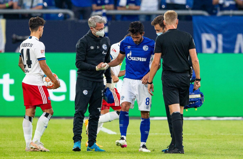 Schalke-Kapitän Latza fällt bis auf Weiteres aus