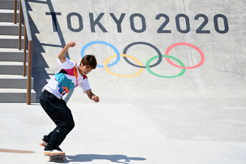 Japaner siegt bei olympischer Skateboard-Premiere